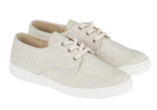 ¡Novedad! Sneaker niño comunión fabricado en lino, pensadas especialmente para dar un toque sport a los chicos. Ideales para verano.