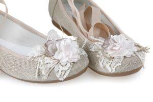 zapato comunión de niña