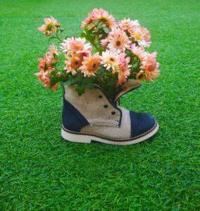 bota lino comunión niño