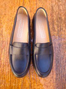 zapato comunión mocasín